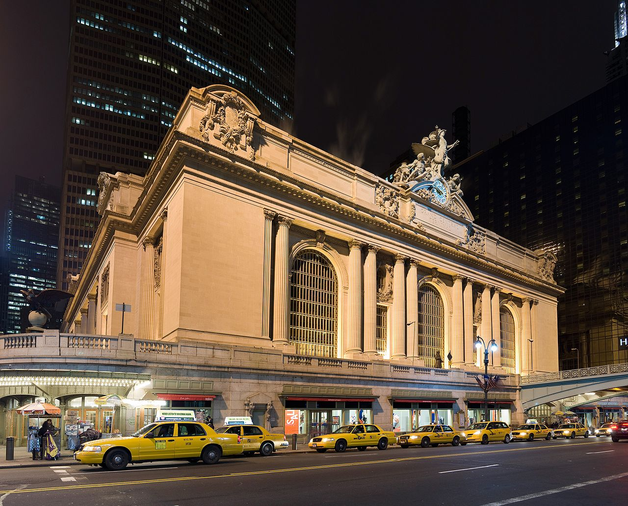 Grand Central Station - 89 East 42nd StreetNew York, NY 10017