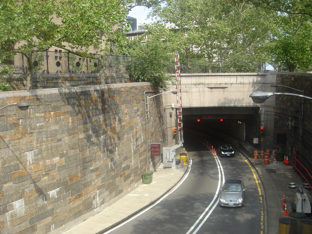 Queens Midtown Tunnel -  New York, NY 11223