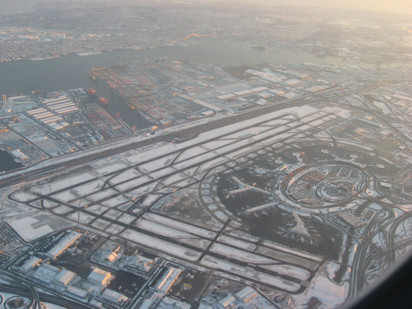 Newark Liberty International Airport - 3 Brewster RoadNewark, NJ 07114
