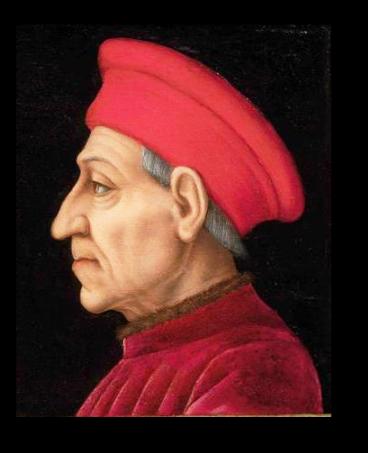 A Bronzino portrait of Cosimo de Medici