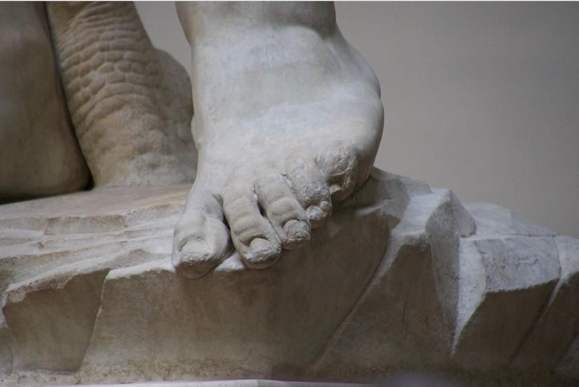 Michelangelo's David detail foot.png