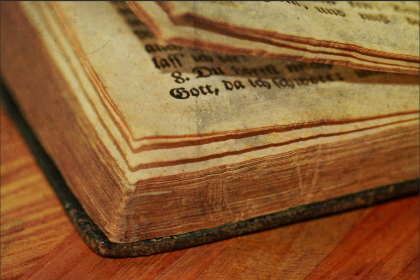 The weight and texture of a book and the artistic investment reflect our inner feelings of enrichment. An electronic iteration of the book has distinct advantages but can't match the physical pleasure of the printed or hand-drawn page.