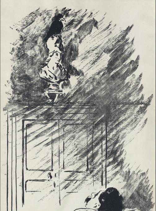 edgar allan poe manet illustration of the raven.png