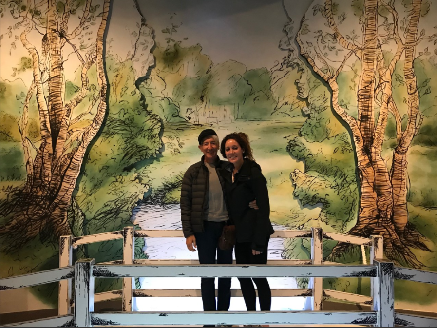city life museum lauren and i at winnie the pooh exhibit at MFA.png