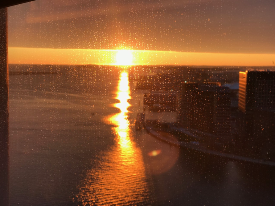 sunrise from apartment.png