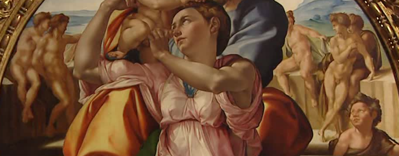 michelangelo detail of 5 nudes in doni tondo.png
