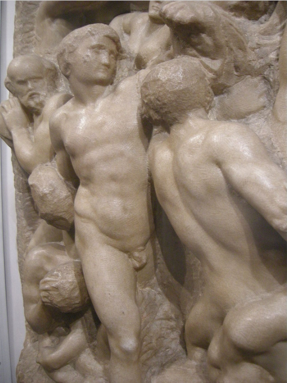 michelangelo centaurs detail from right side.png