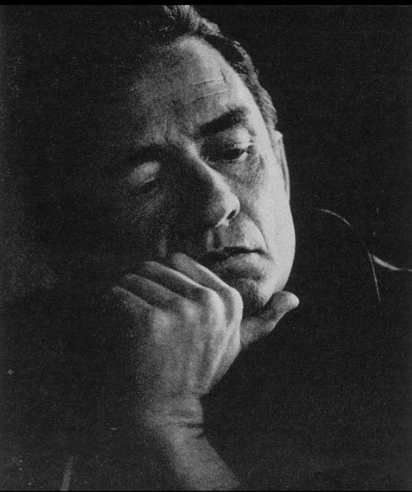 Johnny Cash, hero of the struggling