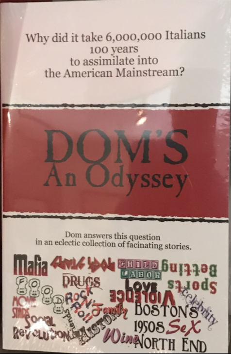 "Sally found this at the Salvation Army. If you'd like a few copies for Christmas presents buy them now. Go to the website listing called ""Books for Sale"" for instructions. Several of the chapters of the book may be read on this same website but at a listing called simply, ""Dom's, an Odyssey.""  Hey, Sally, thanks for the lead in. Remind us again how to get a copy of the Sturgeon's Dance and I'll publish it here. A love fest."