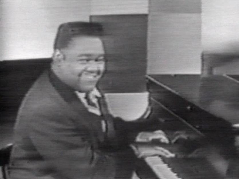 fats domino at piano 1950s.png