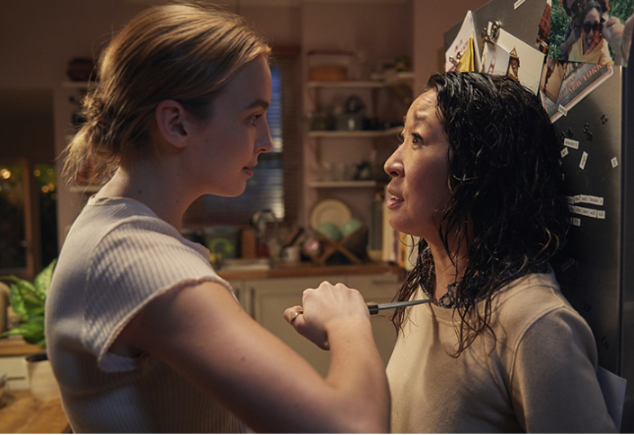 """Killing Eve is unlike any other spy drama you've seen and that's why it's so excellent.  It does away with the conventions of the genre and makes you believe it was designed for women all along. It's a quiet revolution."" —Ira Madison III, The Daily Beast"