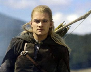 Counting to nine, the seventh of the Fellowship. An Elf, Legolas began the quest with an undying distrust of the Dwarfs.