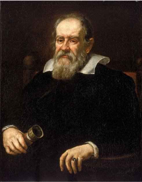 Portrait of Galileo Galilei (1636), by Justus Sustermans