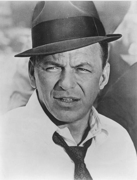 Sinatra as Tony Rom