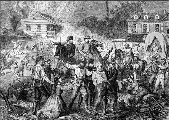 Looters Civil War