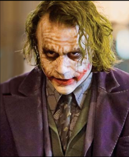 Ledger's performance as  The Joker  in the film earned him the  Academy Award for Best Supporting Actor , making him the first actor to win an Oscar for a comic-book movie.