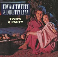 In 1971 Lynn began a professional partnership with Conway Twitty.