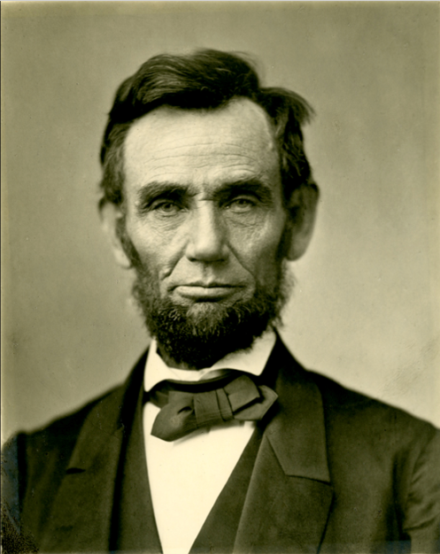 Scholars and enthusiasts alike believe this portrait of Abraham Lincoln, taken on November 8, 1863, eleven days before his famed Gettysburg Address, to be the best photograph of him ever taken. Lincoln's character was notoriously difficult to capture in pictures, but Alexander Gardner's close-up portrait, quite innovative in contrast to the typical full-length portrait style, comes closest to preserving the expressive contours of Lincoln's face and his penetrating gaze.