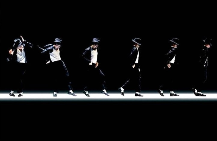 Through stage and video performances, Jackson popularized complicated dance techniques such as the robot and the moonwalk, to which he gave the name.  His distinctive sound and style has influenced artists of various genres.