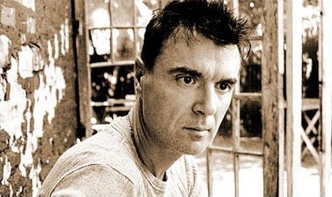Portrait David Byrne