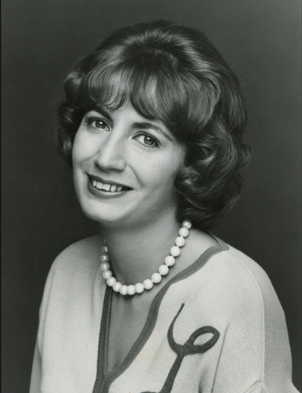 Penny Marshall publicity photo for Laverne & Shirley, dated January 13, 1976