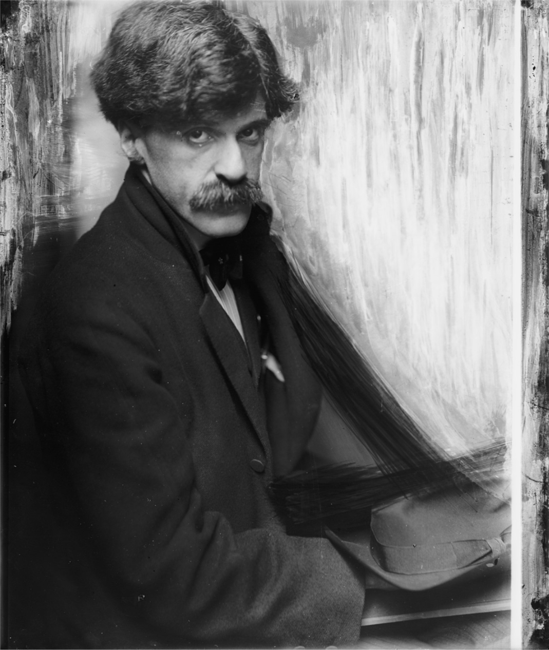 Stieglitz was married to painter Georgia O'Keeffe.
