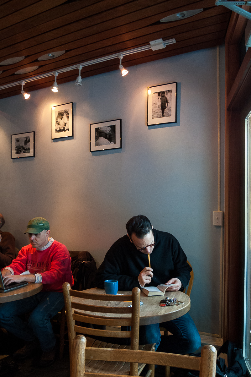 The Biscuit Café & Bakery, Somerville, Massachusetts photo © Howard Dinin