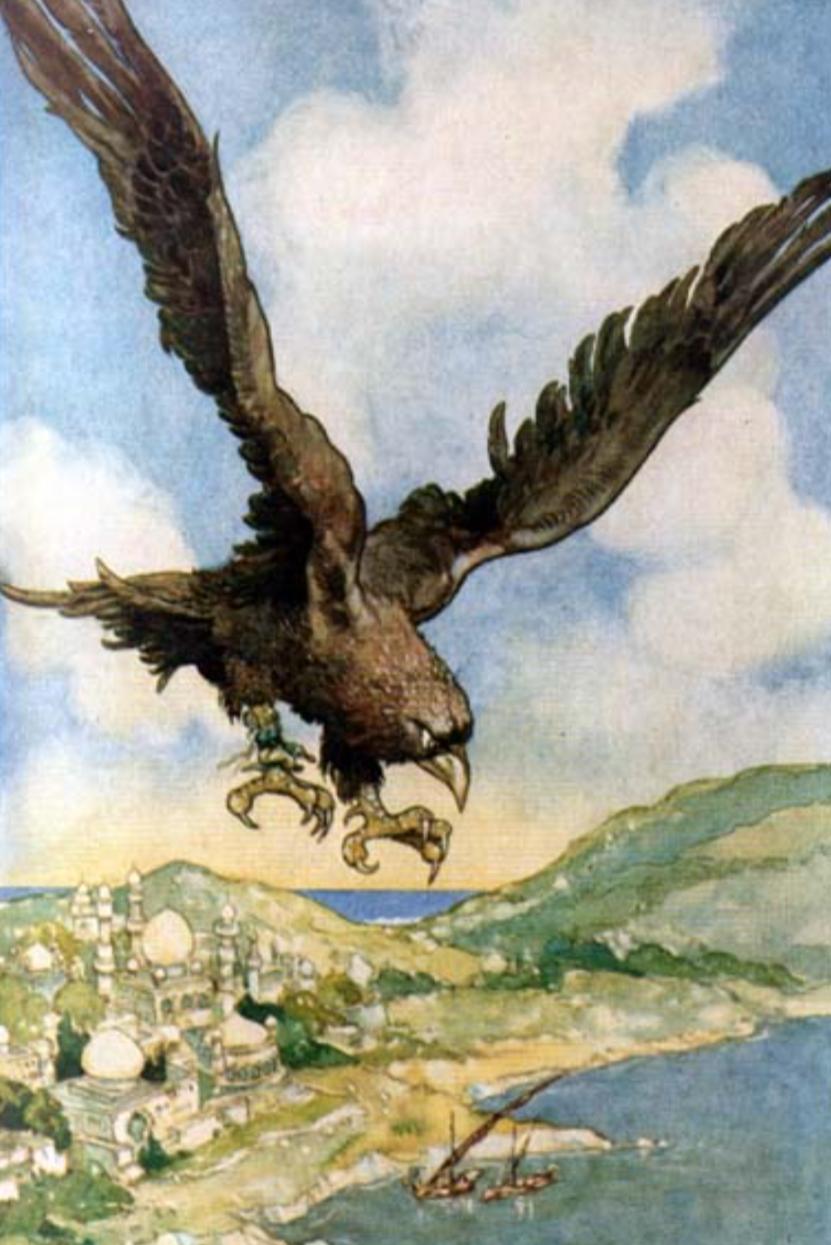 Illustration by René Bull René Bull - http://classics-illustrated.com/