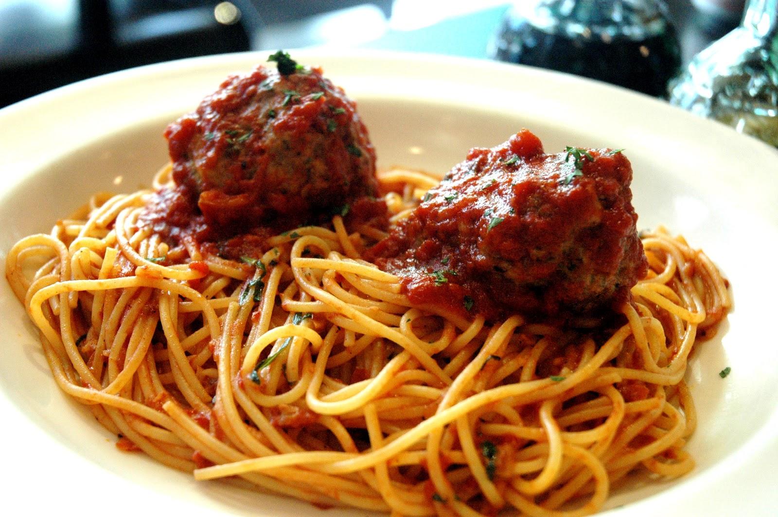 Marinara with Meatballs