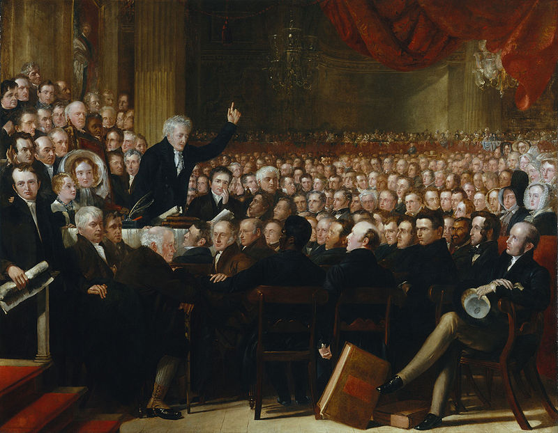 1840 World Anti-Slavery Convention