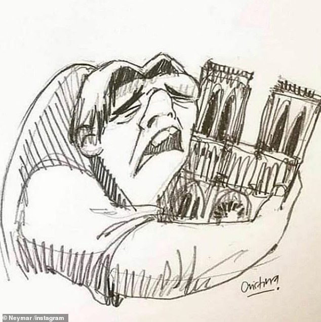 1555372556_475_ Neymar-and-Paul-Pogba-express-sorrow-after-the-fire-in-Notre-Dame-Cathedral.jpg