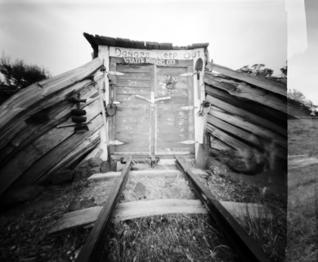 Pinhole Photo by Shane Goguen