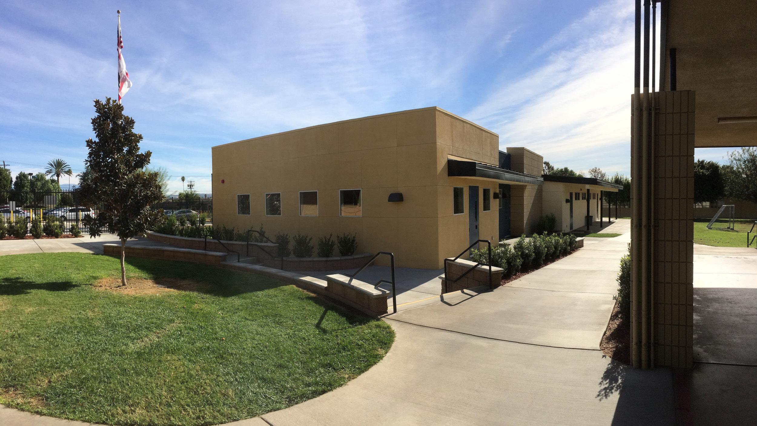 Private Kindergarten Building
