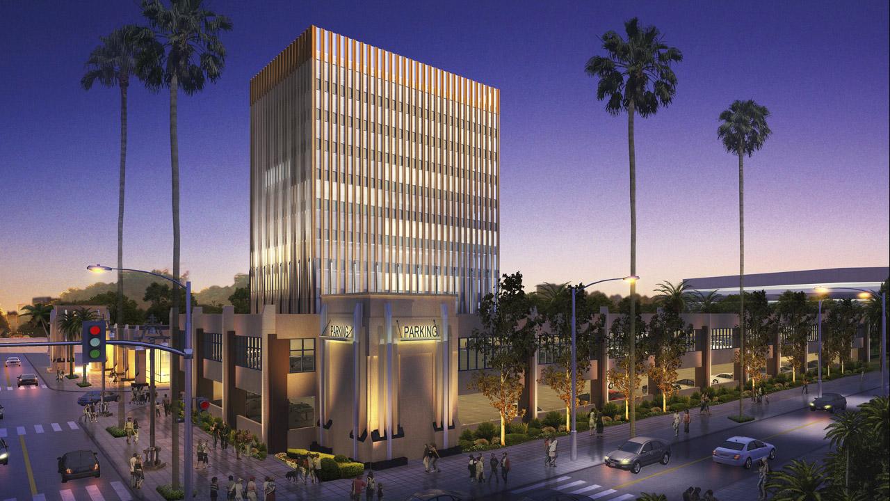 Downtown Redevelopment Proposal