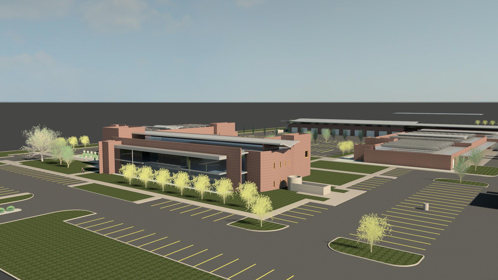 Transportation Yard Proposal