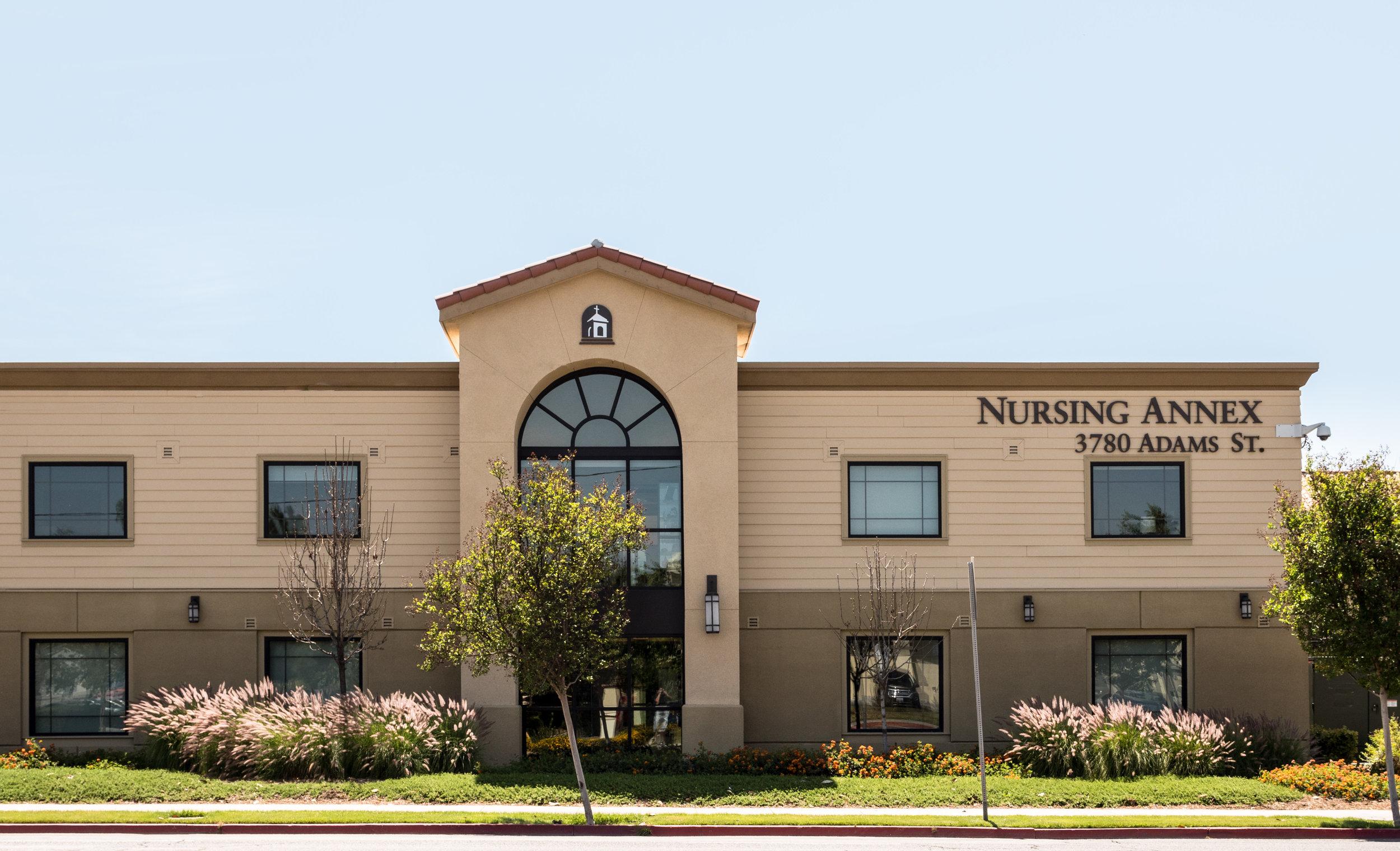 CBU School of Nursing Annex