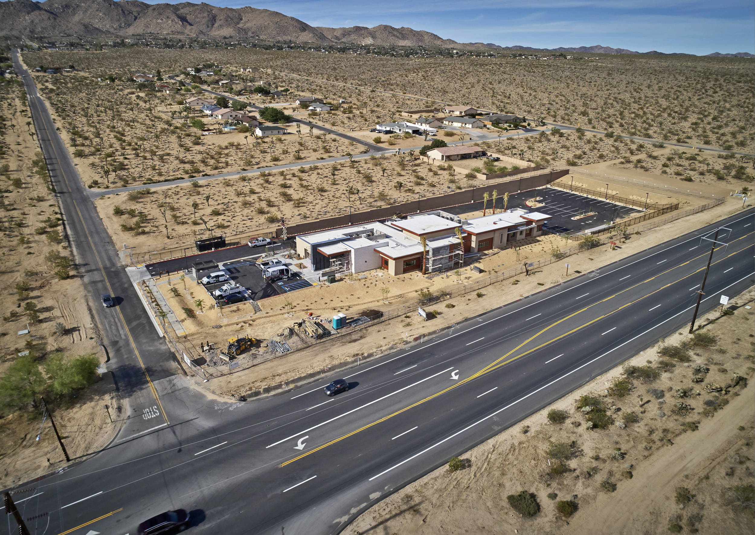 Morongo Oasis Center - Crisis Residential Treatment