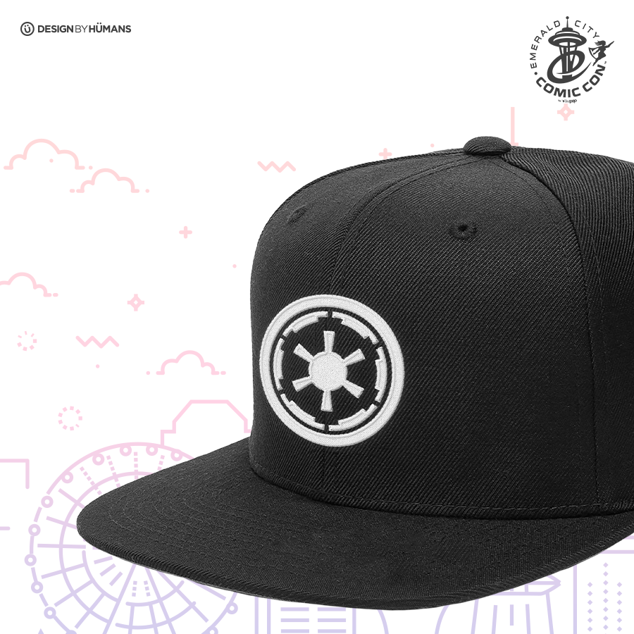 Imperial Logo - Snapback | One Size | $38