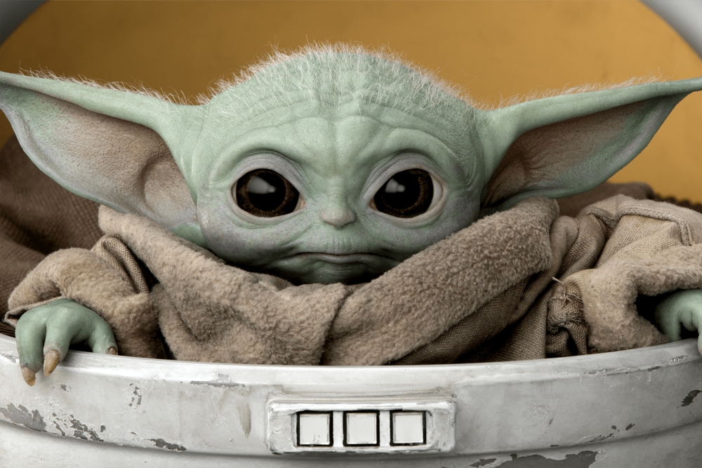 Baby Yoda Is Life Here S Why Design By Humans Blog