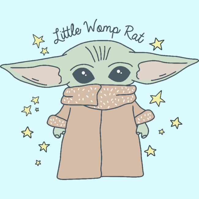 Baby Yoda Is Life Here S Why Design By Humans Blog What does baby yoda mean for star wars canon? baby yoda is life here s why