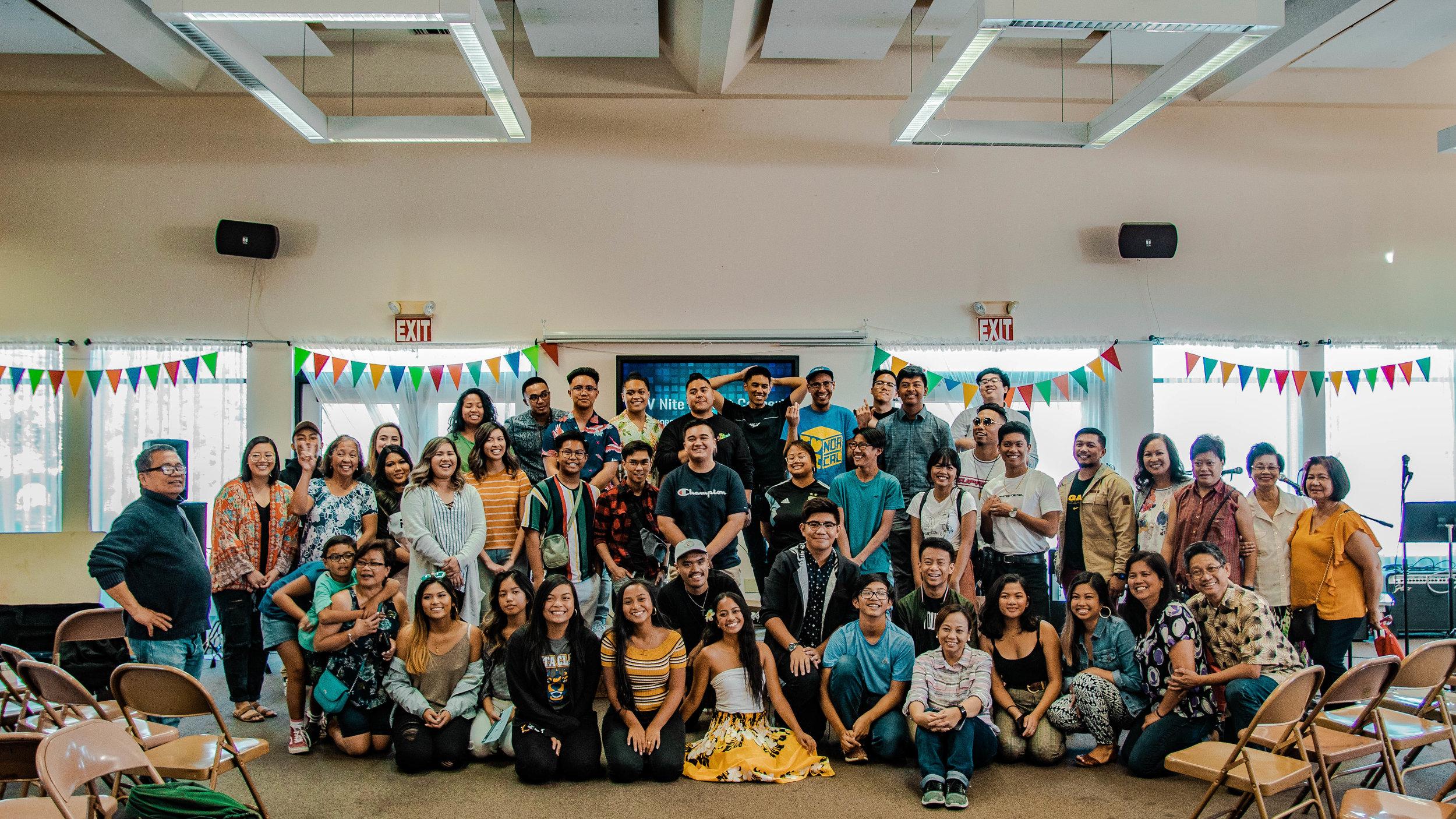 2018 MTV NITEBenefit Concert - September 15th, 2018, Pinole UMC