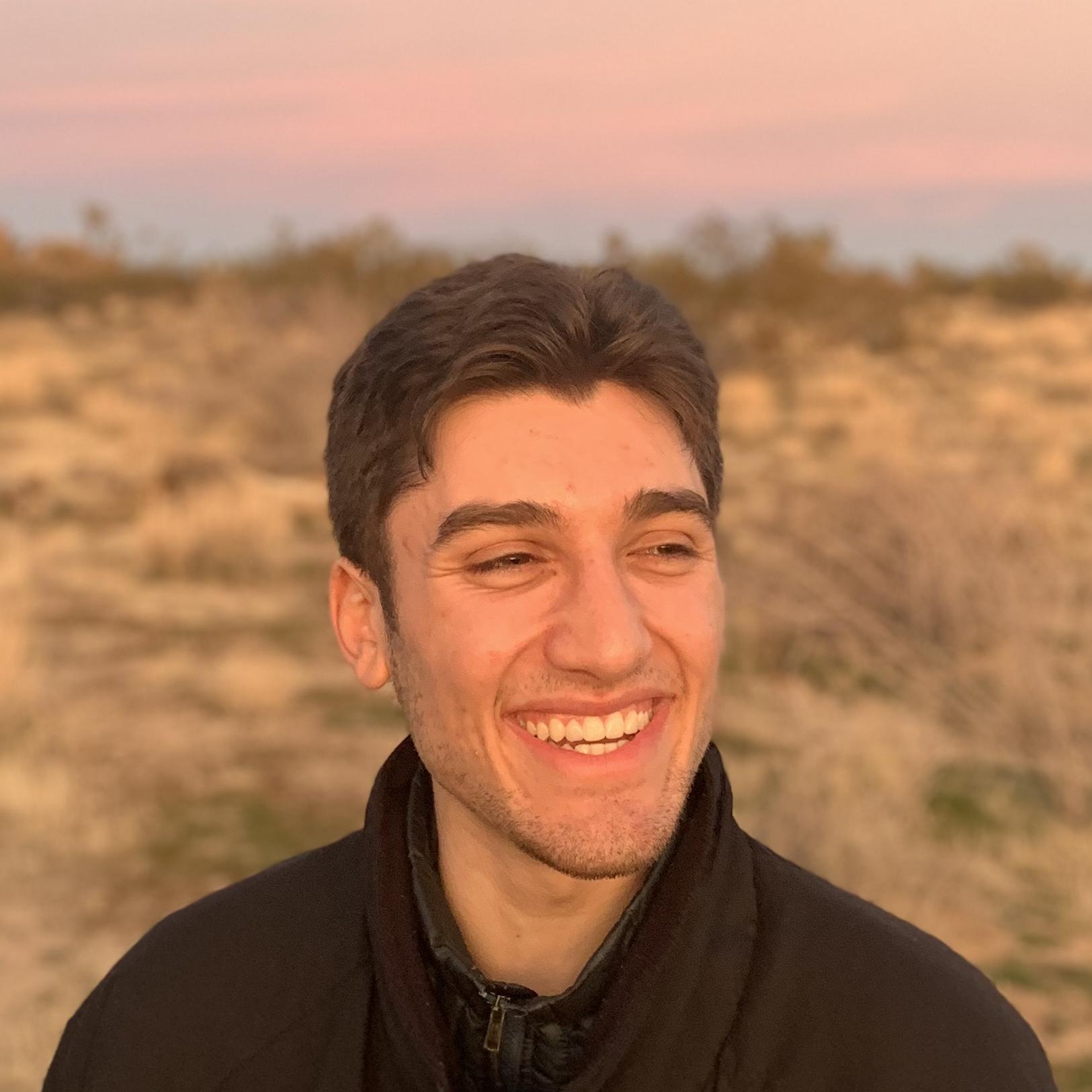 Andrew Battat - Co-president of Blockchain at UCLA