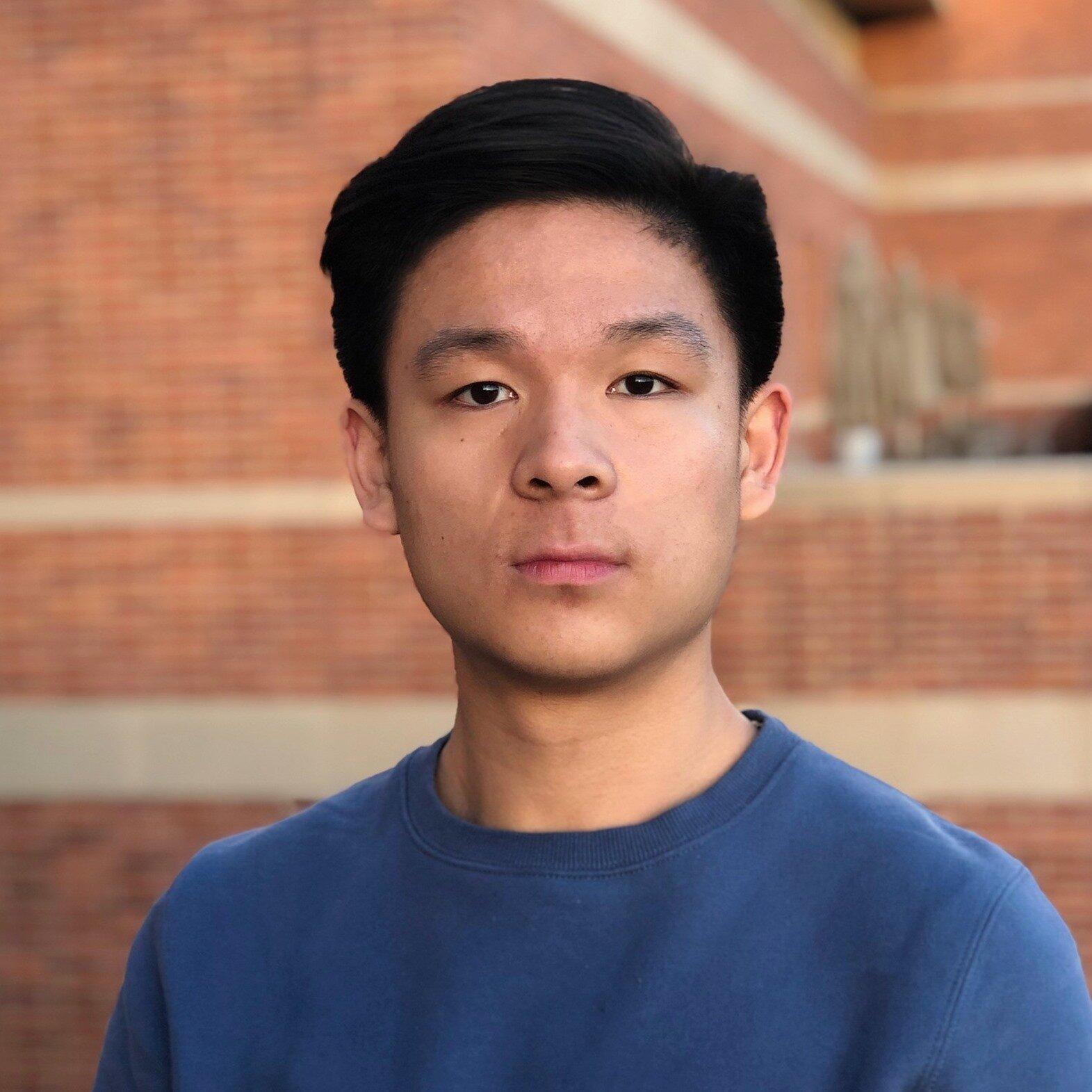Jason Huan - Co-president of Blockchain at UCLA