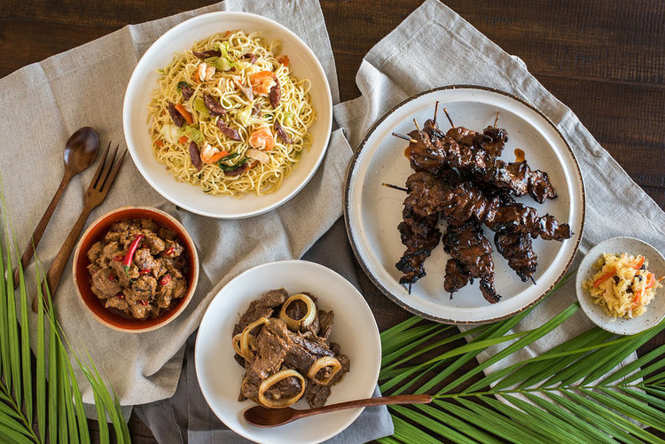 5A's BBQ - Authentic flavors from the flames of the Filipino kitchen.