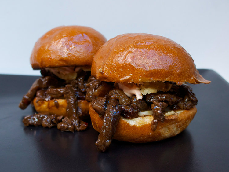 Me So Hungry - Whether you're on the hunt for the city's best marinated short rib slider, or sweet potato fries, you'll come to expect the unexpected from Me So Hungry.