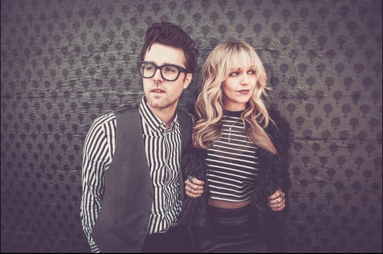 Towne - Nashville-based duo Towne, consisting of Steevie Steeves and Jon Decious, meld their varied musical backgrounds-- she grew up on pop, soul, and Broadway; he came up in punk rock and Americana country bands-- to build a wonderfully unconventional indie pop sound rooted in strong songwriting and powerful vocals.