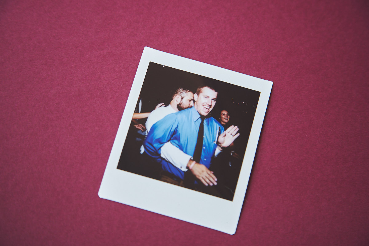 Instant Photo Booth Portland