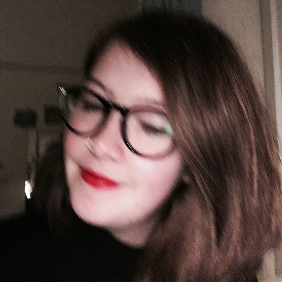 *The only selfies I like are blurry ones. Soz.