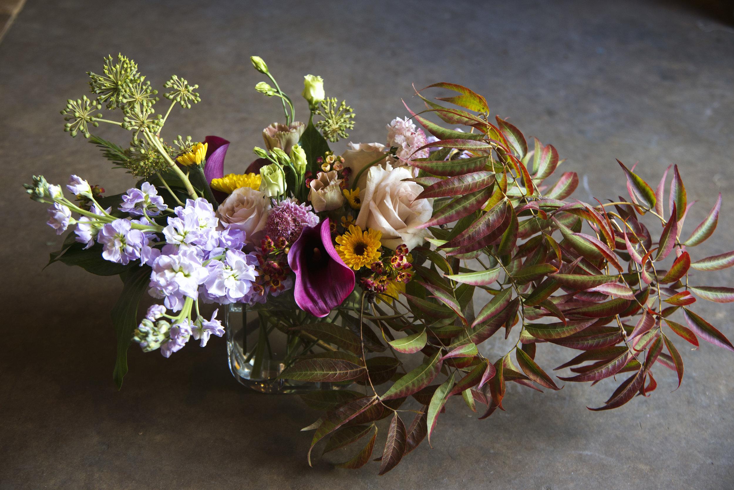 pistachio branch arrangement fall new orleans florist mitchs flowers denys mertz.jpg