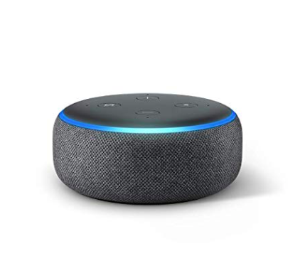 Echo Dot (3rd Gen) - @amazon $29.99